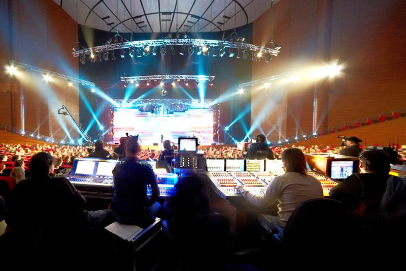 audio visual production company Canada